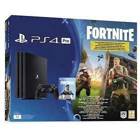 Sony PlayStation 4 Pro 1TB (inkl. Fortnite)