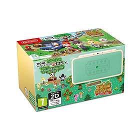 Nintendo 2DS XL (incl. Animal Crossing)