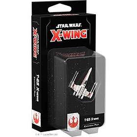 Star Wars X-Wing 2nd Edition: T-65 (exp.)