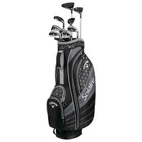 Callaway Solaire 8 Piece Ladies with Cart Bag