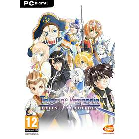Tales Of Vesperia - Definitive Edition (PC)