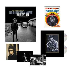 No Direction Home: Bob Dylan - Deluxe 10th Anniversary Special Edition (BD+DVD)