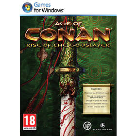 Age of Conan: Rise of the Godslayer (Expansion) (PC)