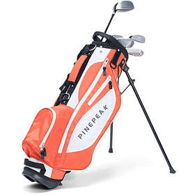Pinepeak Golf Junior (8-10 Yrs) with Carry Stand Bag