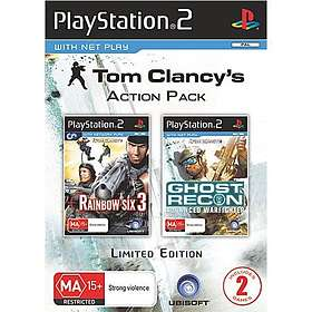 Rainbow Six 3 & Ghost Recon Advance Warfighter (PS2)