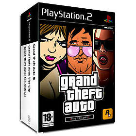 Grand Theft Auto: The Trilogy (PS2)