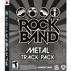 Rock Band Track Pack: Metal (PS3)