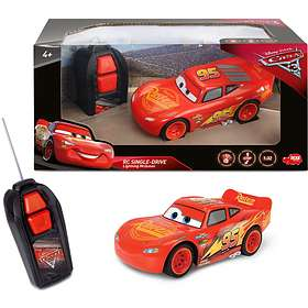 Dickie Toys Cars 3 Single-drive Lightning Mcqueen RTR