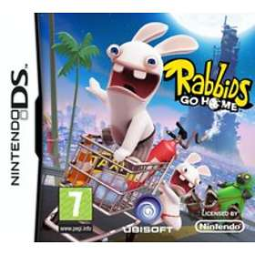 Rabbids Go Home (DS)