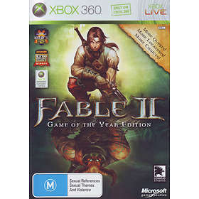 Fable II - Game of the Year Edition (Xbox 360)