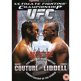 Ultimate Fighting 52 - Couture v Liddell 2