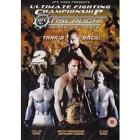 Ultimate Fighting Championship 41 - Onslaught