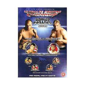 Ultimate Fighting Championship 36 - Worlds Collide