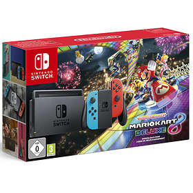 Nintendo Switch (incl. Mario Kart 8 Deluxe)