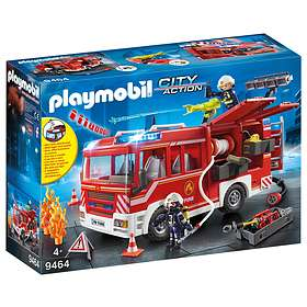 Playmobil City Action 9464 Brandbil