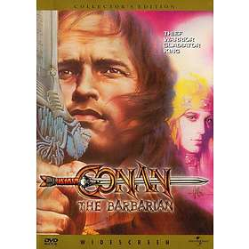 Conan the Barbarian (1982) - Collector's Edition (US)