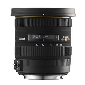 Sigma 10-20/3.5 EX DC HSM for Sony A