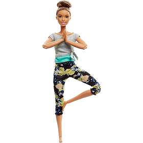 Barbie Made to Move Doll FTG82