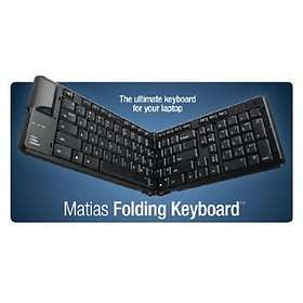 Matias Folding Keyboard for iPhone, iPad, Mac (EN)