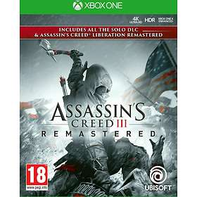 Assassin's Creed III - Remastered (Xbox One | Series X/S)
