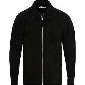 Our Legacy Suede Zip Shirt Jacket (Herr)