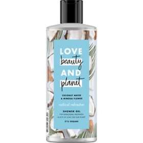 Love Beauty And Planet Radical Refresher Shower Gel 500ml