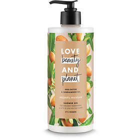 Love Beauty And Planet Majestic Moisture Shower Gel 500ml