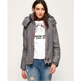 Superdry Technical Hooded Pop Zip SD-Windcheater Jacket (Women's)
