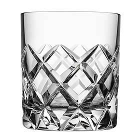 Orrefors Sofiero Double Old Fashioned Whiskey Glass 35cl