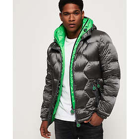 Superdry Hex Tech Racer Down Puffer Jacket (Men's)