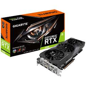 Gigabyte GeForce RTX 2080 Gaming OC HDMI 3xDP 8Go