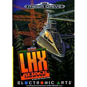 LHX Attack Chopper (Mega Drive)
