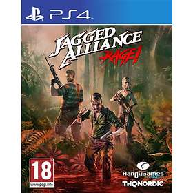 Jagged Alliance: Rage! (PS4)