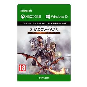Middle-earth: Shadow of War - Definitive Edition (PC)