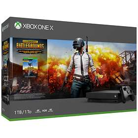 Microsoft Xbox One X 1TB (incl. Playerunknown's Battlegrounds)