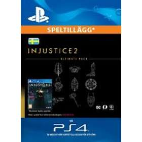 Injustice 2 - Ultimate Pack (PS4)