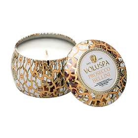 Voluspa Petite Decorative Tin Candle Prosecco Bellini