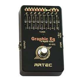 Artec SE-QEC Graphic EQ & Tuner