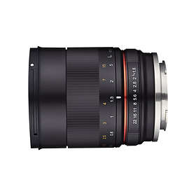 Samyang MF 85/1.8 ED UMC CS for Olympus/Panasonic m4/3