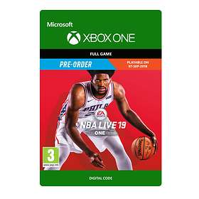 NBA Live 19 - The One Edition (Xbox One)