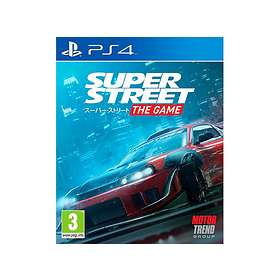 Super Street - The Game (PS4)