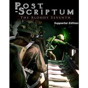 Post Scriptum - Supporter Edition (PC)