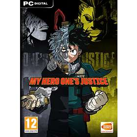 My Hero One's Justice (PC)