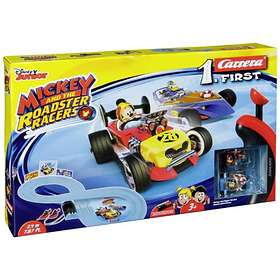 Carrera Toys First Mickey and the Roadster Racers (63012)
