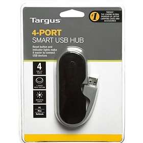 Targus 4-Port USB 2.0 Smart Hub ACH112