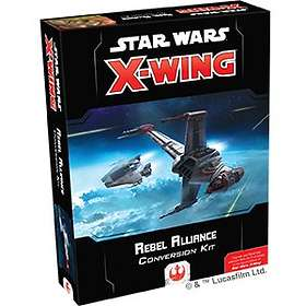 Star Wars X-Wing 2nd Edition: Rebel Alliance Conversion Kit (exp.)