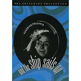 And the Ship Sails On - Criterion Collection (US)