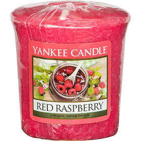 Yankee Candle Votives Red Raspberry