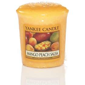 Yankee Candle Votives Mango Peach Salsa