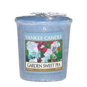 Yankee Candle Votives Garden Sweet Pea